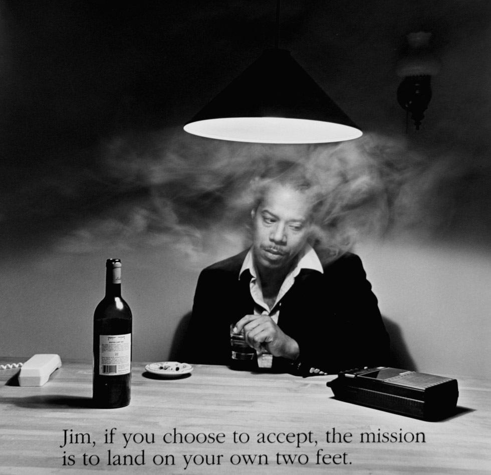 Untitled From Kitchen Table Series Carrie Mae Weems
