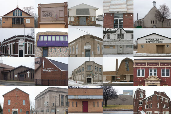 The Detroit Sanctuary Project